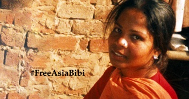 Breaking: Supreme Court to hear the final appeal against Asia Bibi
