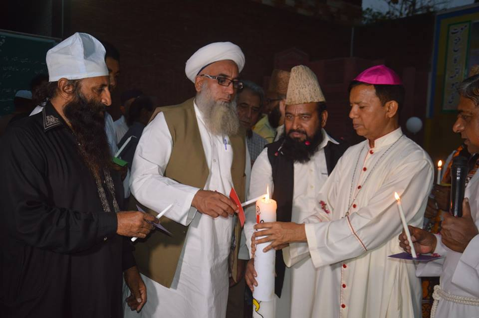 Different Religions Together