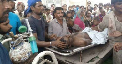 Sanitary worker dies in Umerkot, doctors refused treatment his 'unclean' body