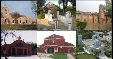 Updated: Pictures of Catholic Churches across Pakistan