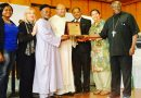 Fr James Channan, OP honored with African Interfaith Harmon Award
