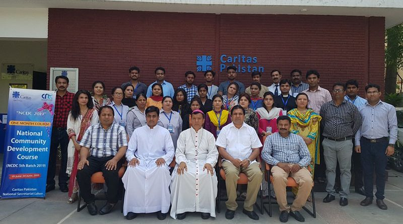 5th National Community Development Course Inaugurated in Lahore