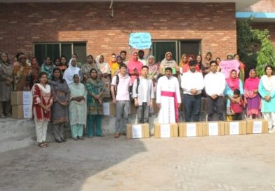 Support your family for Sustainable Future, Bishop Dr. Indrias Rehmat