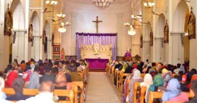 Abp. Joseph Arshad declares 20th March a Day of Prayer and Fasting for coronavirus