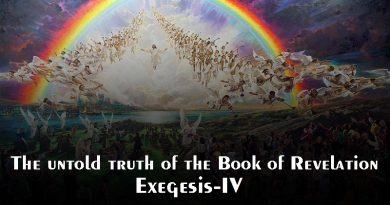 The untold truth of the Book of Revelation: Exegesis-IV