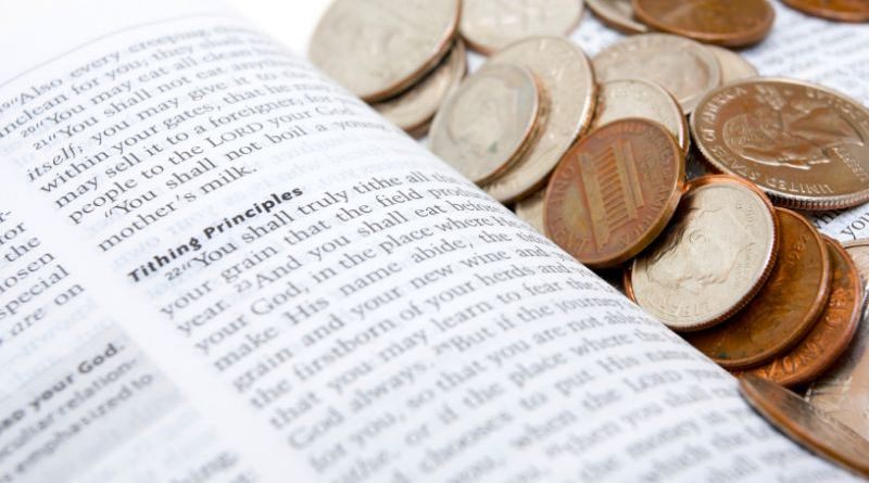 Is tithing mandatory in Christianity? Find here