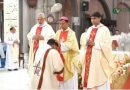 You are very fortunate receiving the Sacrament of Holy Orders, Archbishop Sebastian Shaw