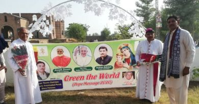 """Climate action for peace in the light of """"Laudato Si"""""""