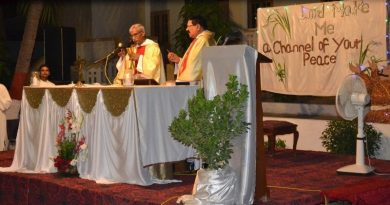 Franciscans on Care for Creation Catholics in Pakistan (1)