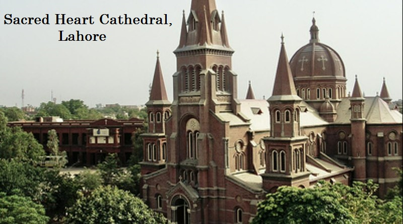 Sacred Heart Cathedral in Lahore