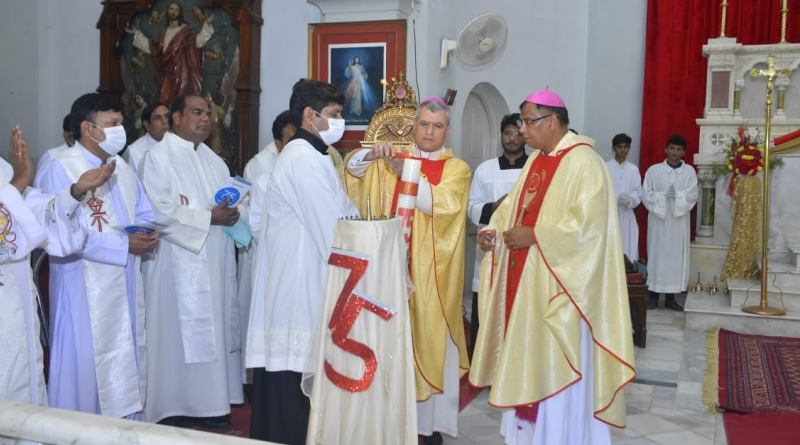 Holy Mass for Opening of the Platinum Jubilee Year of Islamabad-Rawalpindi Diocese