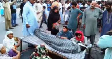 Two sanitary workers die while cleaning manhole in Sargodha